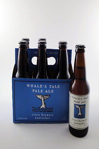 Whale's Tale Pale Ale - 6 pack