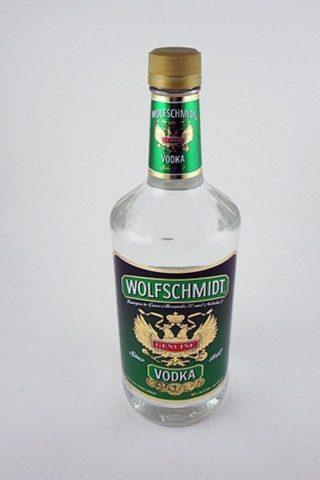 Wolfschmidt Vodka - 1L