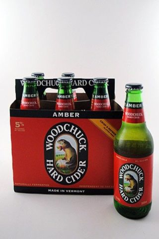 Woodchuck Cider Amber - 6 pack