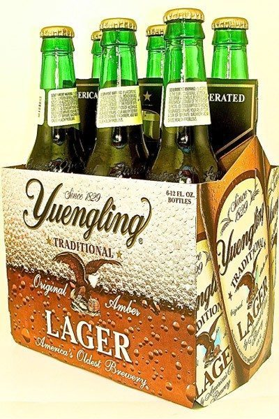 Yuengling Lager – 6 pack - Colonial Spirits