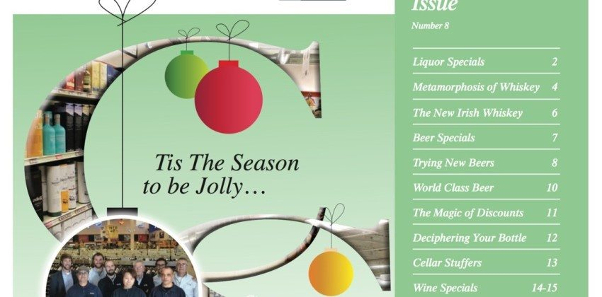 New Colonial Crier December Issue, Available Today!