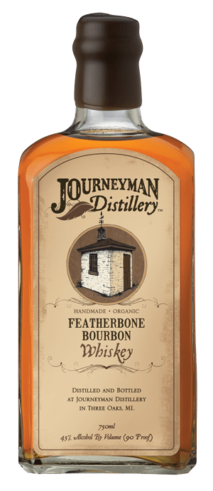Journeyman Featherbone Bourbon is similar to Journeyman 120 Single Barrel Bourbon