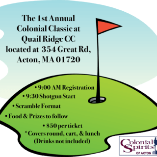 Colonial Classic Golf Tournament