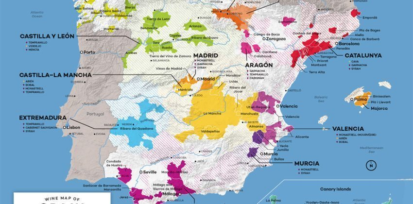 Spanish Wines Vinolution: More than La Rioja