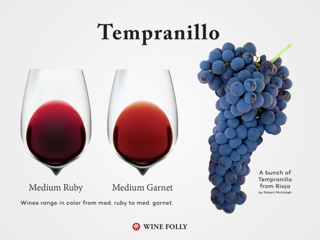 Spanish Wines: Tempranillo