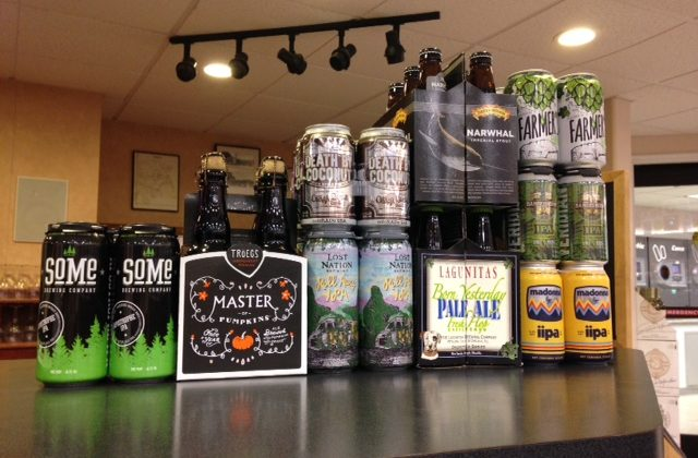 Darker Beers and New IPAs rolling in!