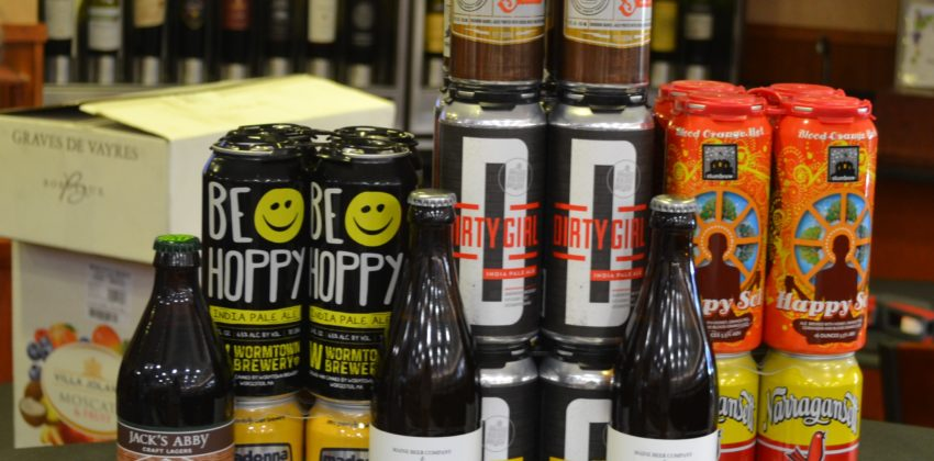 Grab Some Specialty Craft Beer to Share with Family or Friends for the Holiday!