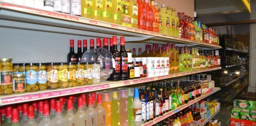 Updated Party Supplies Section at Colonial Spirits!