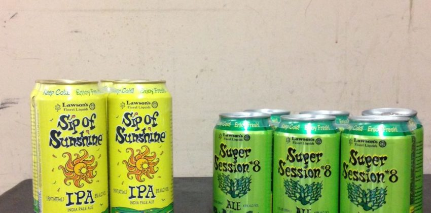 Sip of Sunshine, Lawsons Finest Liquids, Vermont IPA, Super Session #8