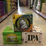 We have many larger packages of beer on sale including craft 12 packs; 18 packs and 30 packs.