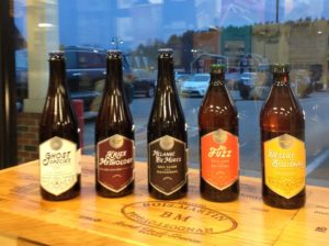 Some very nice sour beers from Jack's Abby and Springdale!