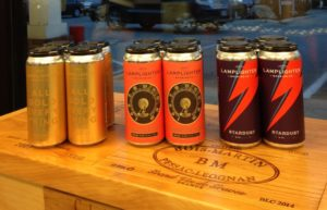 3 releases this week from Lamplighter, fresh batch of Stardust IPA!