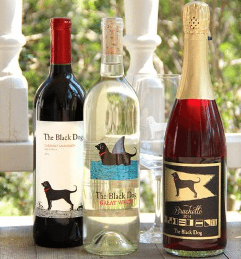 Black Dog Wine
