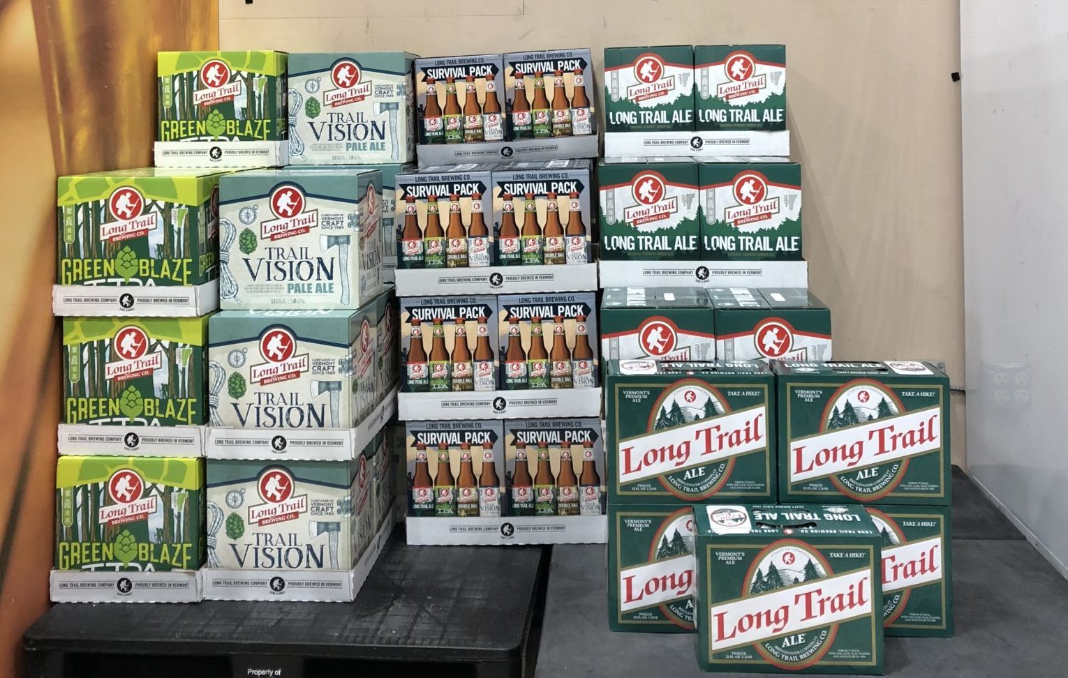 Long Trail 12 Packs, best price in MA guaranteed!