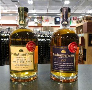 Two outstanding Irish whiskeys that drink quite nicely.