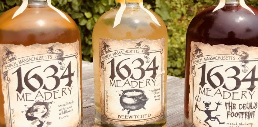 1634 Meadery Meads