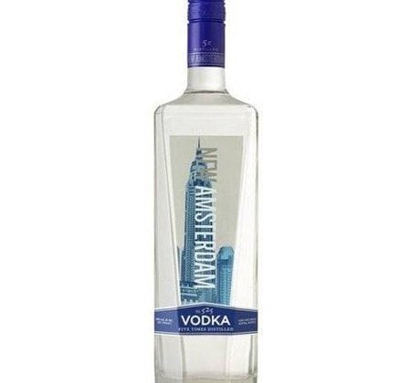 New Amsterdam Vodka Tasting!