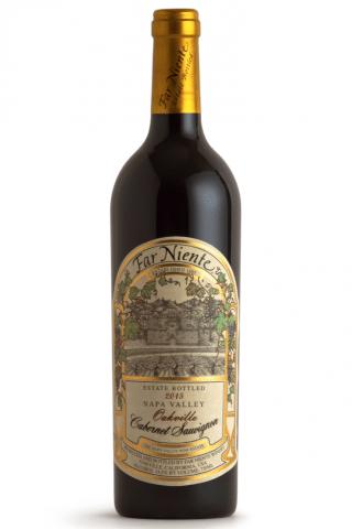 Fine Wine Cabinet
